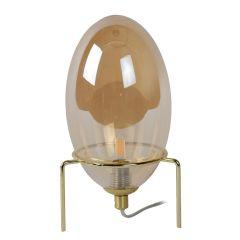 EXTRAVAGANZA BELLISTER Lampa stołowa 1 płom. złoty 03527/01/62 Lucide
