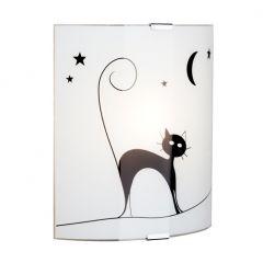 Cat Wall lamp Brilliant 05910/75