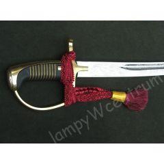 Polish saber wz.1976 chromed blade - replica