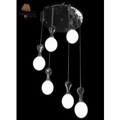 Lampa żyrandol RIO Sinus MD8664