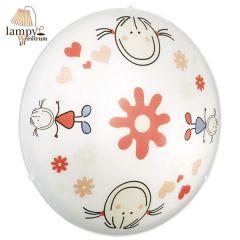 Lampa plafon dziewczyna JUNIOR 2 EGLO 88973