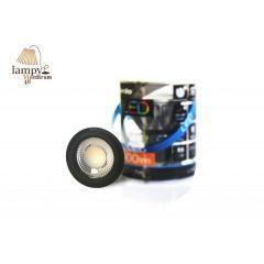 LED GU10 7W 38 ° 3000 K bulb - white LL110072 - black LL110075 Azzardo - Black LL110075