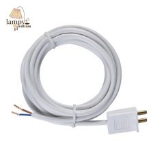 Cable with a TRACK plug, 3m white Markslojd 105 143