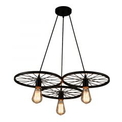 RANCH 3 Azzardo chandelier lamp AZ1649