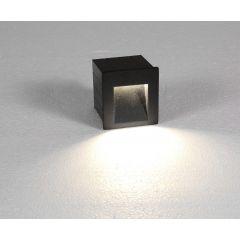 Lampa oprawa do wbudowania STEP LED GRAPHITE IP44 Nowodvorski 6907