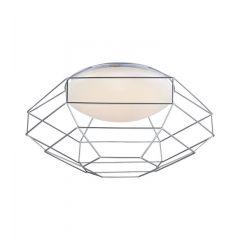 Ceiling lamp IP44 NEST silver Markslojd 106829