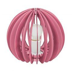 Lampa stołowa FABELLA różowa EGLO 95954