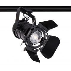 Lampa reflektor SLS RETRO PD-DGD z regulowanymi przesłonami E27 Black Sinus 504 #3
