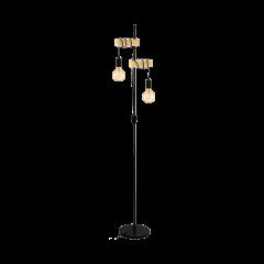Floor lamp TOWNSHEND black VINTAGE EGLO 32919