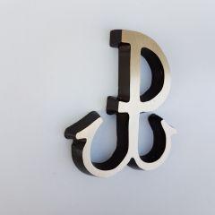 Polish Fighting Brass sign