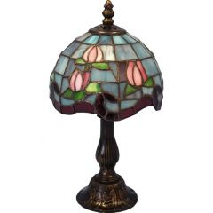 Stained glass lamp 34X18X18Cm 56986