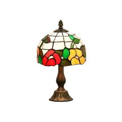 Stained glass lamp 56985