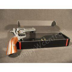 Stalowy Colt SAA 1886r. z 6 nabojami w efektownym pudełku  Denix 1-1106G - replika