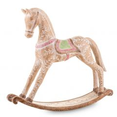 Figurka Koń Na Biegunach 139451