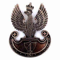 Pin Eagle of the 1st Uhlans Regiment of Polish Legions - PINS