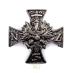 Badge of the National Armed Forces Cross NSZ - PINS