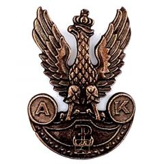 Home Army badge wz. 2 Eagle AK - PINS