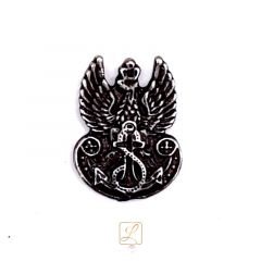 Pin with the Polish Navy eagle - PINS