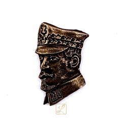 Przypinka z wizerunekiem Generała Józefa Hallera - PINS