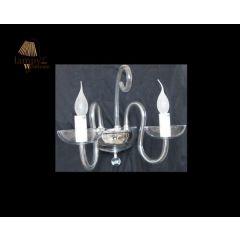 Lampa kinkiet 2 płomienny VENICE Sinus MB6046-2