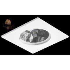 Lampa oczko wpuszczane Su mas 3026 GU10 230V białe IP65 BPM Lighting