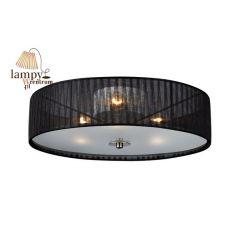Flame ceiling lamp BYSKE 3 black Markslojd 104884