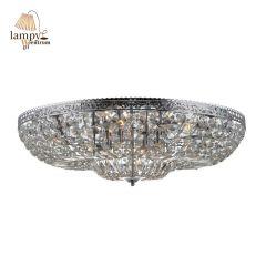 Flame ceiling lamp VANADIS 12 chrome Markslojd 105314