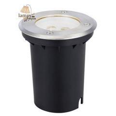 Lampa oczko do ziemi LED 3x1W TRADGARD Markslojd IP67 104723