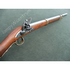 Napoleonic rock rifle 1806. DENIX 1037 - replica