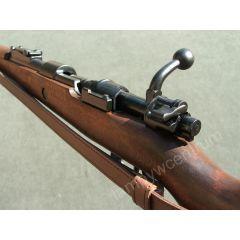 MAUSER 98k rifle with a carrier belt - Denix 1146c vermacht weapon - replica