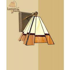 Lampa kinkiet 1 płom. Olimp K1 IKARO