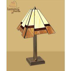 Lampa biurkowa 1 płom. Olimp B1 IKARO