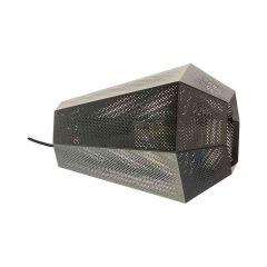 CHIAVICA Lampa stołowa czarna EGLO 43225