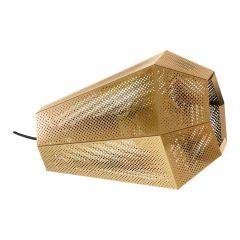 CHIAVICA 1 Lampa stołowa złota satyna EGLO 43229