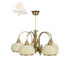 Lampa żyrandol 5 płom. Wezyr 0175/JP5 SOLAR