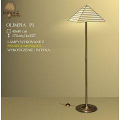 Lampa podłogowa 4 płom. Olimpia P1 IKARO