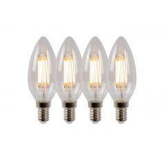 Led Bulb Pendant lamp Lucide 49023/14/60