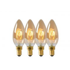 Led Bulb Hanging lamp Lucide 49043/14/62