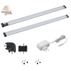 Lampa podszafkowa z czujnikiem ruchu 2x50cm LED VENDRES EGLO 94692