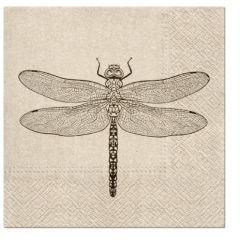 Pl Serwetki We Care Dragonfly 139826