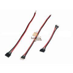 Przewody podłączeniowe LED - różne rodzaje