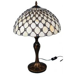Stained glass lamp 83953