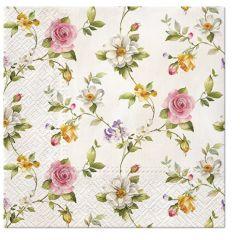Pl Serwetki Tender Roses 139829