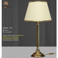 Lampa nocna Ardo P B1 ICARO