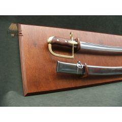 Polish saber wz. 34 with scabbard + tablo - replica