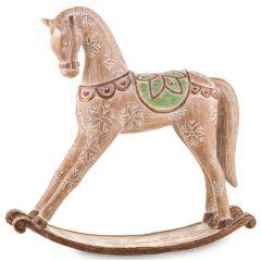 Figurka Koń Na Biegunach 139449