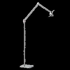 Zyta Floor, the base of the Azzardo AZ2310 aluminum floor lamp