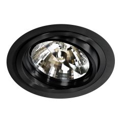 Black Recessed fitting Azzardo AZ2811