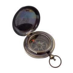 Mosiężny kompas - wykończenie antyk NC2884