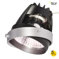 COB LED moduł do Aixlight Pro 12° 3600K srebrnoszary Spotline 115241